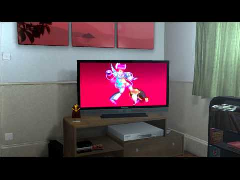 GTA IV Princess Robot Bubblegum (Full Show)