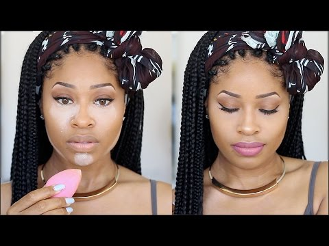 Makeup 101 ➟ How to Get a FLAWLESS FACE for BEGINNERS!