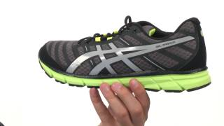 Asics GEL Zaraca 4 Men's Running Shoes video