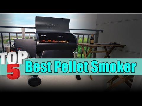 Top 5 Best Pellet Smoker – Best Pellet Grills Review 2017