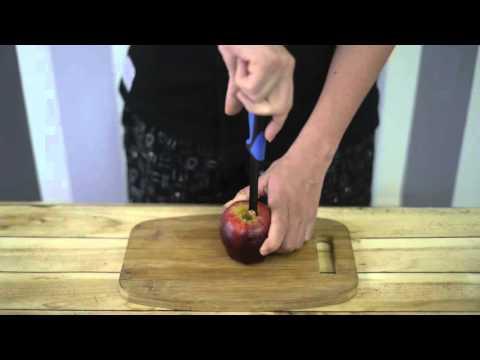 Utensilio descorazonador - Cuchillos y utensilios de cerámica Daikoku