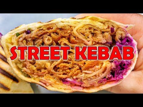 Street Kebab - AŽ MOC MASA V KEBABU?!