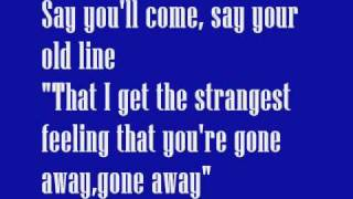 Dishwalla - Every Little Thing (Lyrics)