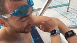 World's First Apple Watch Swimming App