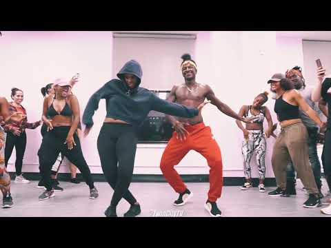 Mr. Killa - Oil It |Choreography By Wendell Bullen & Royal G
