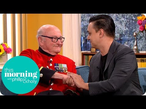 BGT Winner Colin Thackery and Finalist Marc Spelmann on Incredible Final  | This Morning (видео)
