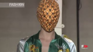 MAISON MARTIN MARGIELA Collection ARTISANAL Autumn Winter 2014 Full Show By FC