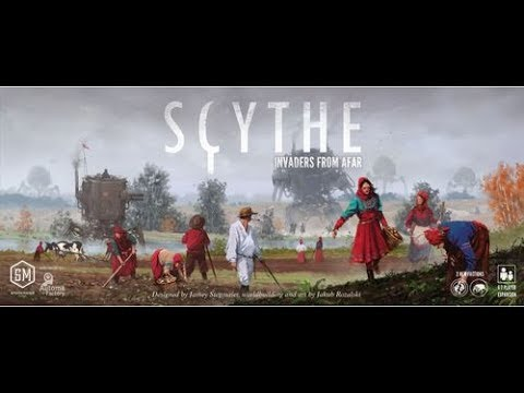 Scythe: Invaders from Afar - A Forensic Gameology Review