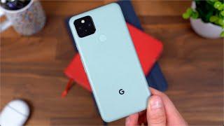 Google Pixel 5 Review!