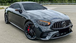 ALL NEW 2021 E53 AMG COUPE! Walkaround + SOUNDCHECK!