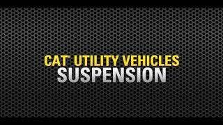 Suspension Overview