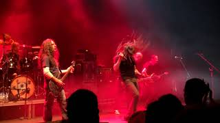 Fates Warning - The Ivory Gate of Dreams: IV. Quietus - Thessaloniki Greece (Live 26_01_18)