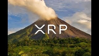 Ripple XRP A Volcano Waiting To Explode