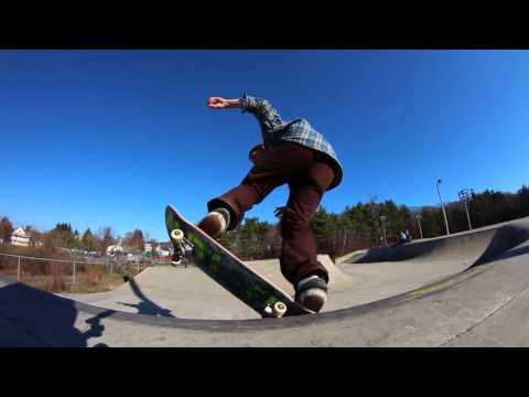 Fitchburg Skate Park// November 2012