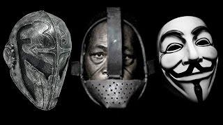 فيديو أغرب وأشهر الأقنعة عبر التاريخ