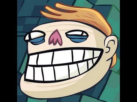 Полное прохождение игры - Troll Face Quest Video Memes (1-42 уровень) - на андроид