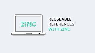 Reusable references for candidates