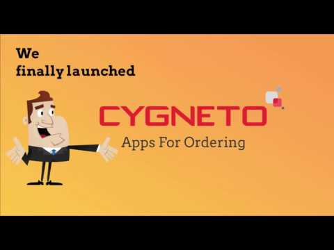 Videos from Cygneto Apps For Ordering