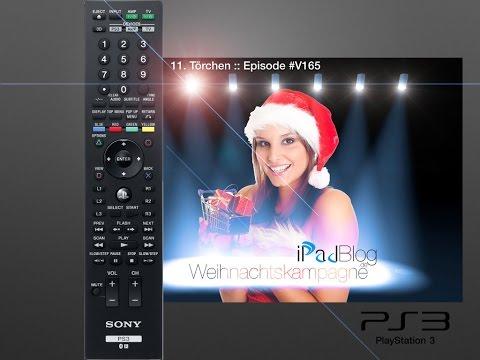 [11. Dezember] #V165 Wäre eine Fernbedienung für SONY-Geräte und PS3 schön?
