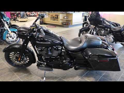 2018 Harley-Davidson Road King® Special in Carroll, Iowa - Video 1