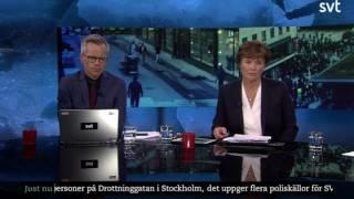 Jimmie Åkesson Kommenterar Terrordådet I Sthlm