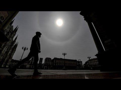 Ιταλία: Μειώνονται κρούσματα, αυξάνονται νεκροί – Γαλλία: Σταθερός αριθμός νεκρών …