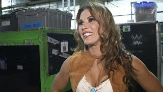 Mickie James On Her Native American Music Awards Hall Of Fame Induction: Exclusive, Oct. 10, 2017