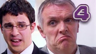 BEST OF THE INBETWEENERS | Mr. Gilbert's Funniest Moments | Series 3