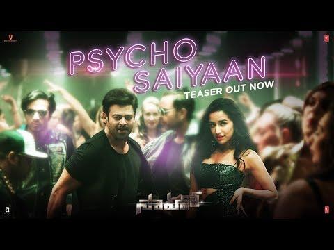Psycho Saiyaan Song Teaser