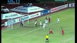 Cuplikan 2 Gol Indonesia Ke Gawang Vietnam Di Seminal AFF Suzuki Cup 2016 Indonesia 2  1 Vietnam