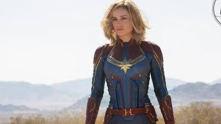 CAPTAIN MARVEL FIRST LOOK - The MOST POWERFUL HERO IN THE MCU