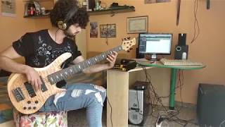 Jamiroquai (Don't) Give Hate A Chance [Bass Cover]