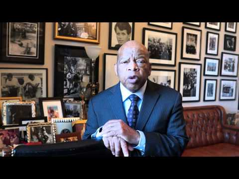 For Teachers & Students: John Lewis on 50th Selma Anniversary