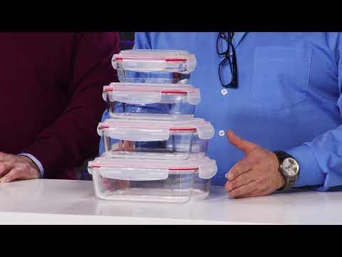 Nie wieder zermatschte Nudeln mit diesen abgetrennten Frischhaltedosen! (Januar 2019) 4K UHD
