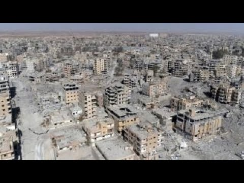 US-backed forces declare victory over ISIS in Raqqa