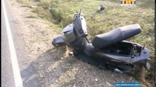 Не дожил до своего дня рождения, разбившись на мотоцикле