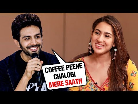 Kartik Aaryan Has A SPECIAL PROPOSAL For Sara Ali