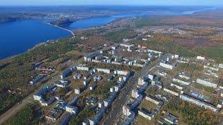 22.10.2015 - Красивый Усть-Илимск. Полет #2