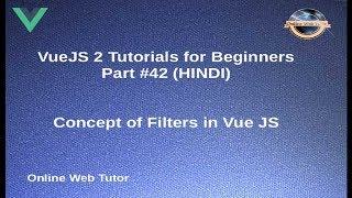 vue js 2 tutorial in hindi - TH-Clip