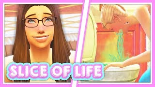 SLICE OF LIFE MOD😱 // GET DRUNK, GET ACNE, LOSE TEETH, BLUSH + MORE   THE SIMS 4 - MOD REVIEW