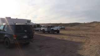 CHUBS' First Ride In Broken Arrow - Launch