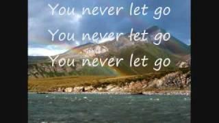 David Crowder Band-Never Let Go-lyrics video