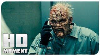 Амбрелла проводит исследование над зомби - Обитель зла 3 (2007) - Момент из фильма