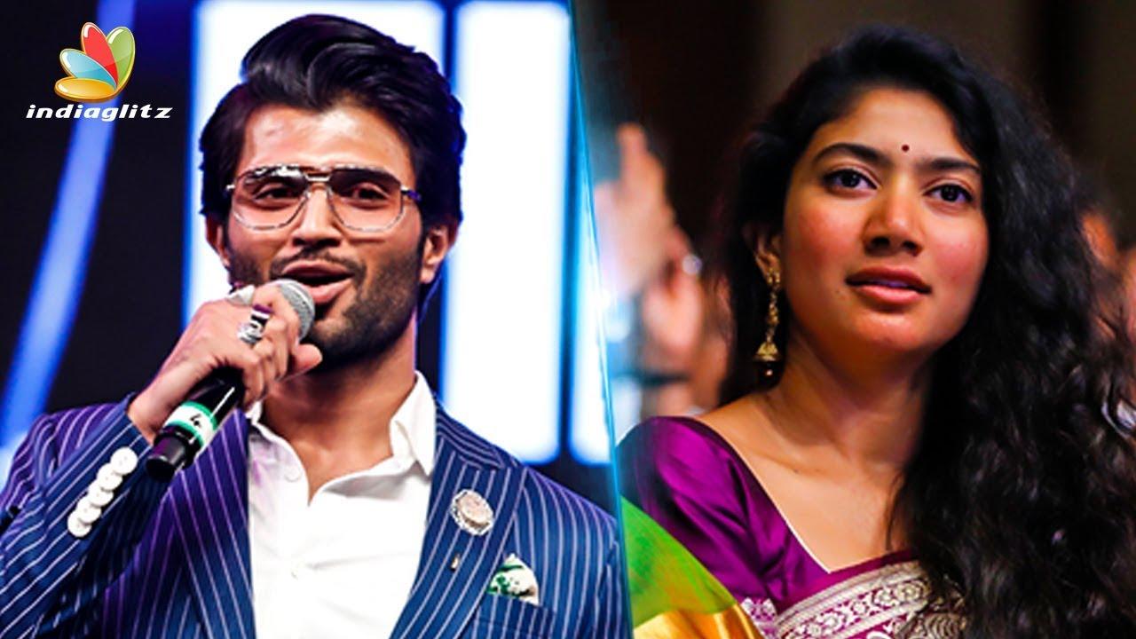 Vijay Devarakonda & Sai Pallavi Attends Filmfare Awards | Hot News