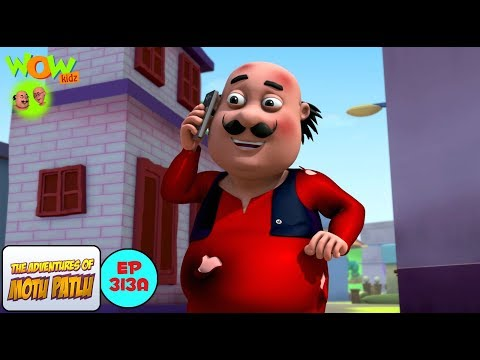 Motu Ki Pitayi - Motu Patlu in Hindi - 3D Animation Cartoon - As on Nickelodeon