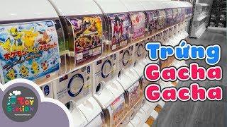 Thế giới Trứng Bất Ngờ Gacha Gacha văn hóa Nhật Bản tại Việt Nam ToyStation 277