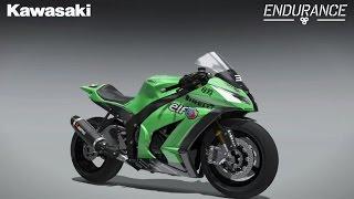 Kawasaki ZX 10R Racing Version 2014 - RIDE 2 - Test Ride Gameplay (HD) [1080p60FPS]