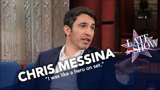 Chris Messina Gained 40 Pounds For Role In 'Live By Night'
