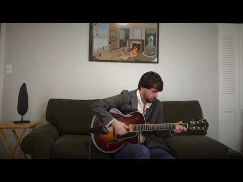 Song for My Father chord melody. Arranged by Brent Lawrence.