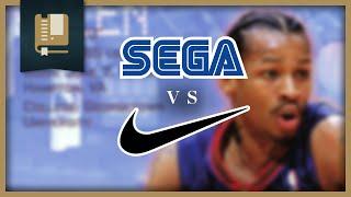 When Nike Sued Sega | Gaming Historian